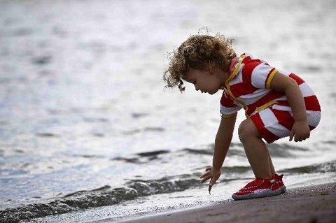 FOTKA - Jak si užít dovolenou s dítětem u moře