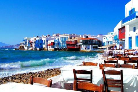 FOTKA - 5 tipů na dovolenou v Řecku: Od Akropolis až do podmořských jeskyní