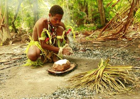 FOTKA - Útěk na Papuu-Novou Guineu