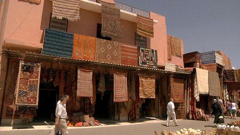 FOTKA - Na cestě po Marrákeši