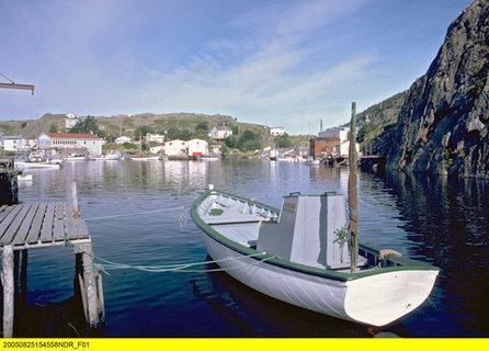 FOTKA - Newfoundland – drsný klenot Kanady