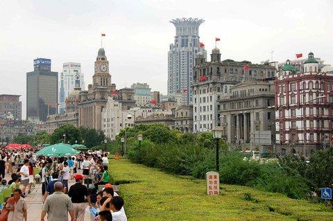 FOTKA - Na cestě po Šanghaji