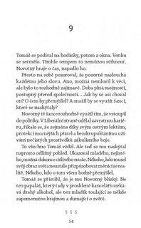 FOTKA - V Promlčení prokázal J. Březina opět svůj neobyčejný talent