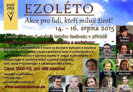 FOTKA - Ezoterické léto: Akce pro lidi, kteří milují život!