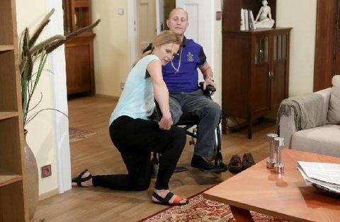 FOTKA - Michaela Badinková vstupuje do seriálu Cesty domů