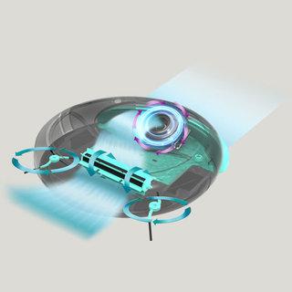 FOTKA - První hybridní robotický vysavač a robotický umývač podlah vjednom