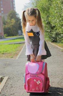 FOTKA - 4 tipy, jak správně vybrat i nosit školní aktovku