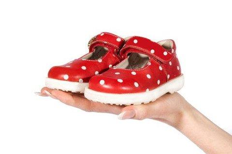 FOTKA - Tipy a triky jak správně vybrat dětské boty