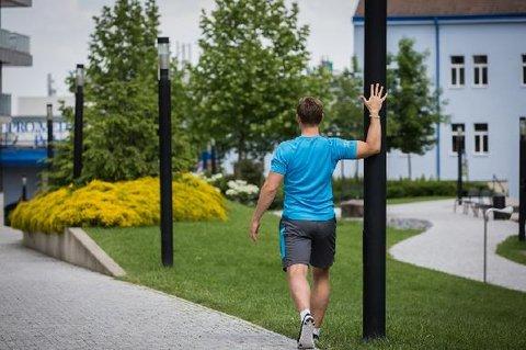 FOTKA - Jak správně provádět strečink po běhu