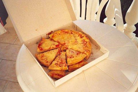 FOTKA - Pizza pro tři