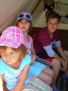 FOTKA - Silvestrovské vzpomínání - tábor