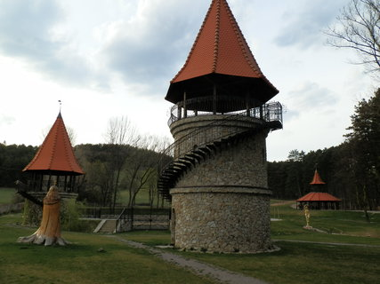 FOTKA - Bojnice, to není jen zoo a zámek