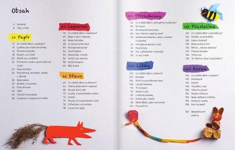 FOTKA - Velká kniha nápadů pro šikovné ruce