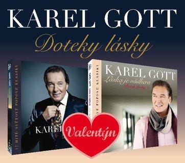 FOTKA - Karel Gott vydává album Doteky lásky