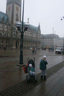 FOTKA - Náš výlet do Hamburku aneb jak jsem se po 10 letech dočkala