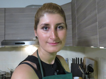 FOTKA - Prostřeno – 17.2. 2016 - Kristýna
