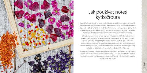 FOTKA - Notes Květinové kuchařky