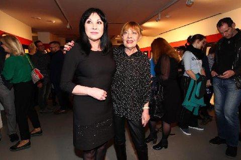 FOTKA - Celebrity zahájily výstavu Boba a Bobka a Pata a Mata