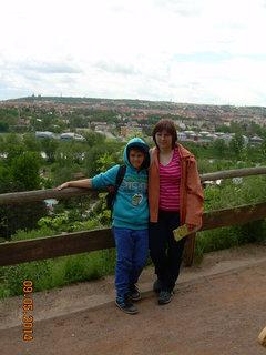 FOTKA - Náš rodinný výlet do Prahy