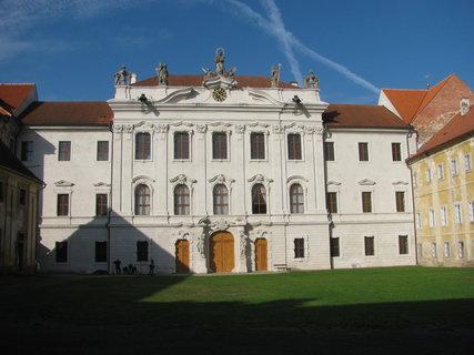 FOTKA - Benediktinský klášter Kladruby a Stříbro