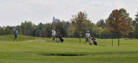 FOTKA - Výtěžek golfového turnaje pomůže pacientům sporuchou srážlivosti krve