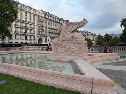 FOTKA - Procházka po Ženevě