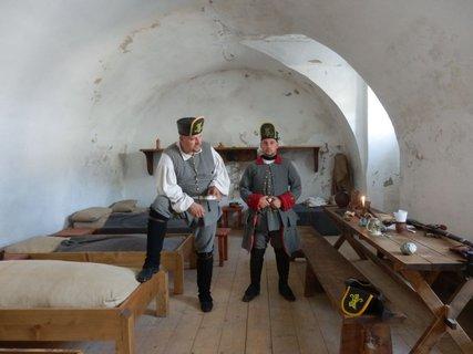 FOTKA - Terezín - špička pevnostního stavitelství