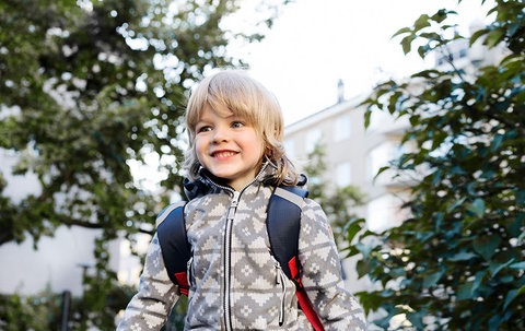 FOTKA - Na dětském oblečení hrají prim chytré materiály