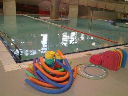 FOTKA - Plavecký výcvik