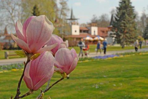 FOTKA - Rádi byste vyjeli někam ven na Velikonoce nebo prodloužené květnové víkendy?