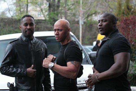 FOTKA - Film Gangster Ka - Afričan