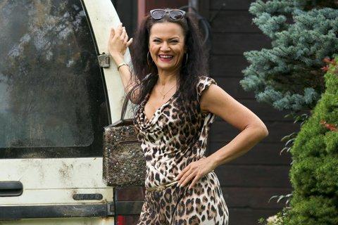 FOTKA - Vanda Károlyi novou postavou seriálu Přístav