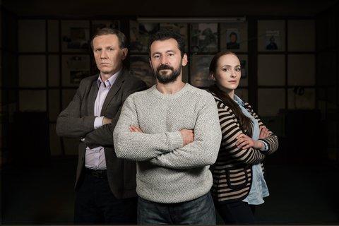 FOTKA - Zločin a trest v minisérii s Ondřejem Vetchým. Začíná Spravedlnost