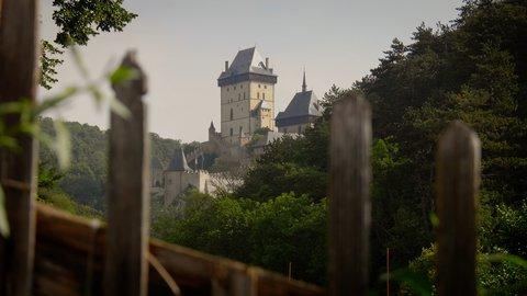 FOTKA - Národní klenoty II - Karlštejn – Císařská klenotnice