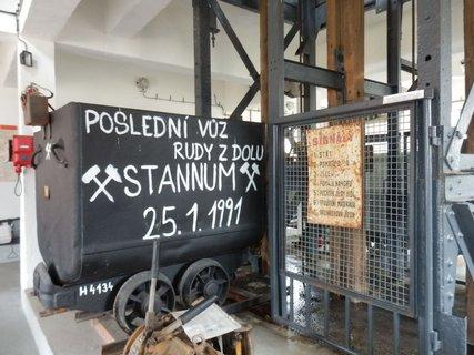 FOTKA - Hornické muzeum Krásno