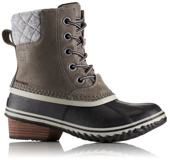 FOTKA -  SOREL - trendy a funkční boty do podzimní nepohody