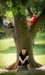 FOTKA - Rodiče napořád - Kopcovi