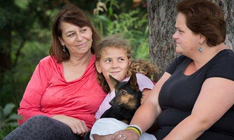 FOTKA - Rodiče napořád - Nedbalovi