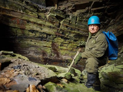 FOTKA - Tajuplný podzemní svět - Vysočina podzemní