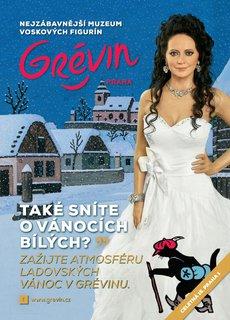 FOTKA - Ladovské Vánoce v muzeu Grévin