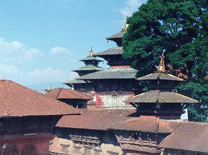 FOTKA - Cestománie: Nepál – Ve stínu velehor