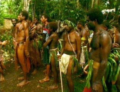 FOTKA - Cestománie: Vanuatu – Děti ráje