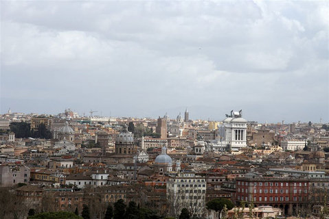 FOTKA - Na cestě po Římě