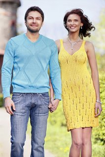 f7cd202a7ec Dožeňme světové trendy a oblékněme si na léto pletené modely z bavlny! -  Chytrá žena