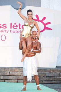 FOTKA - Miss léto 2010: Vítězkou se stala Tereza Chlebovská z Krnova