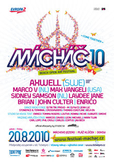 FOTKA - Festival Mácháč představuje kompletní line-up