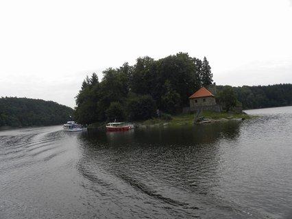 FOTKA - Orlická přehrada s překrásným okolím