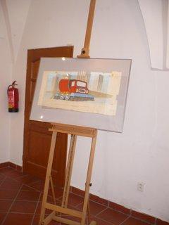 FOTKA - Výstava Krtek: Zdeněk Miler dětem 2010