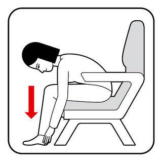 FOTKA - Rady pro cestování letadlem 3: Na palubě. Jak být fit.