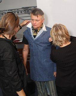 FOTKA - Rozhovor s výtvarnicí kostýmů k muzikálu Ať žije Rokenrol Ivanou Brádkovou